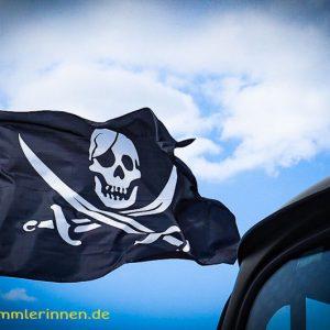 Grünes Dreckszeug, weißes Dreckszeug - Hey-Ho Piraten schenkt ein