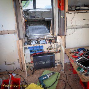 Die Elektroanlage Teil 3 - Der Stromkasten