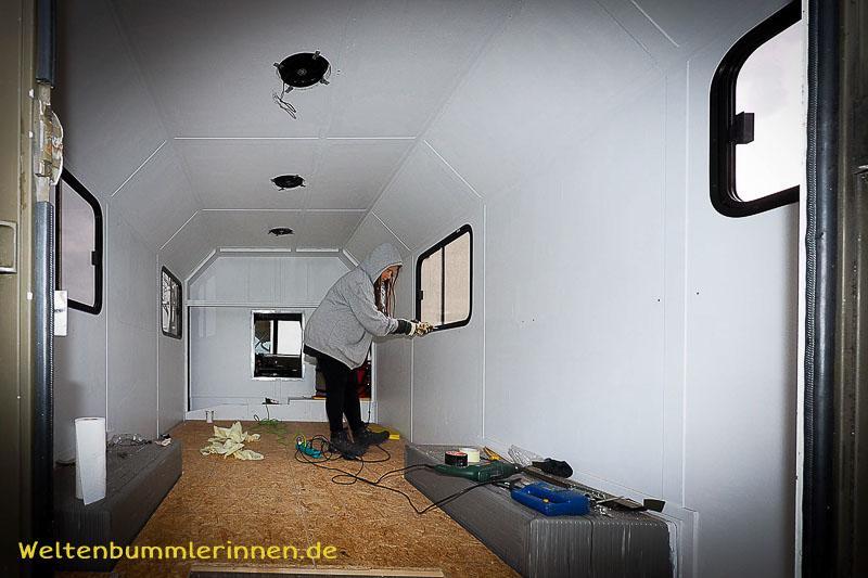 Fenstereinbau im Wohnmobil - Wir haben den Durchblick!