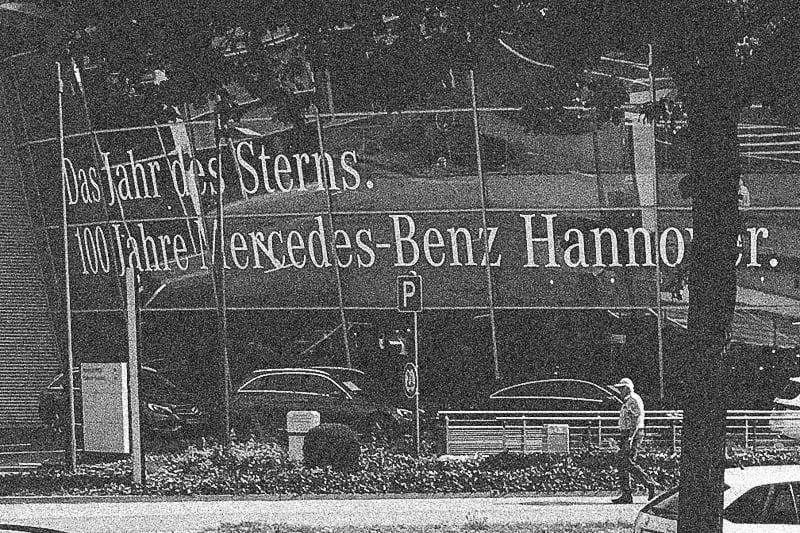 Mercedes Benz Niederlassung Hannover
