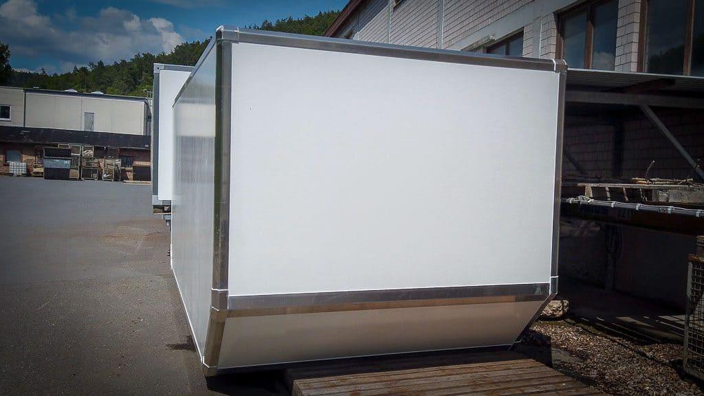 VLOG 2: Der Kofferaufbau kann beginnen
