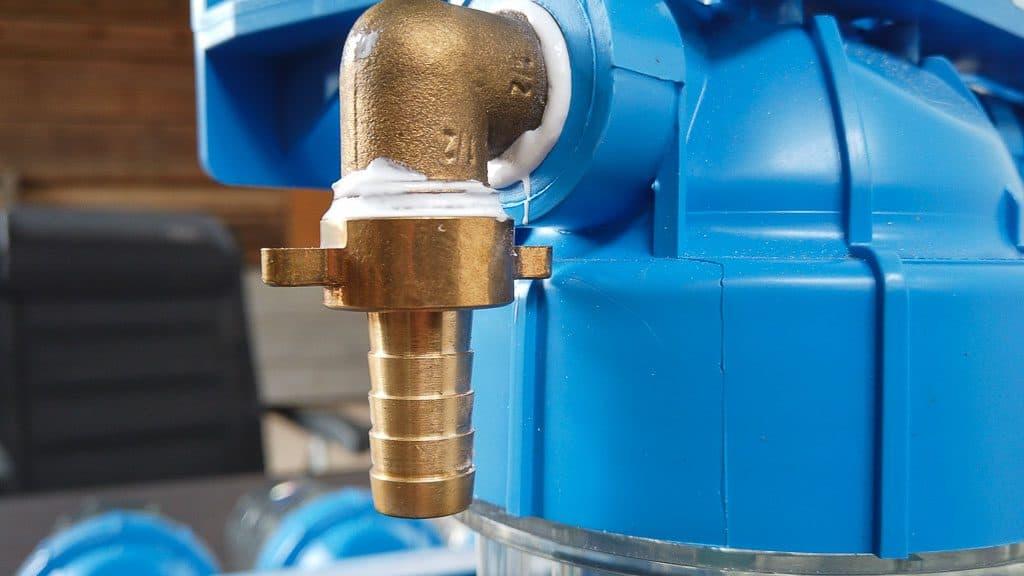 Trinkwasserfilteranlage Wohnmobil