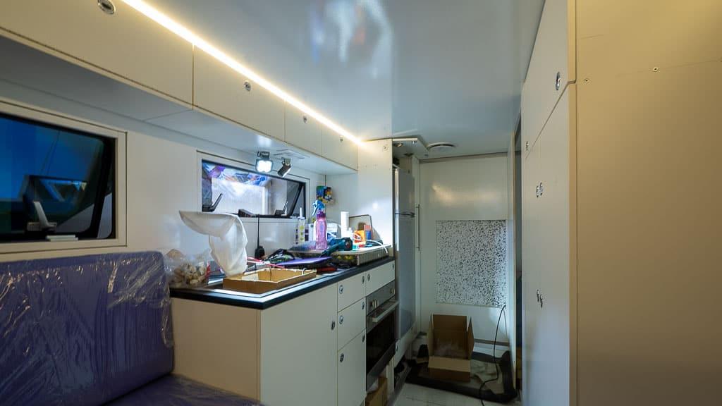 möbelbau im Wohnmobil