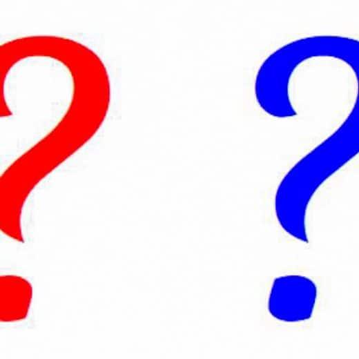 Rote oder blaue Pille?