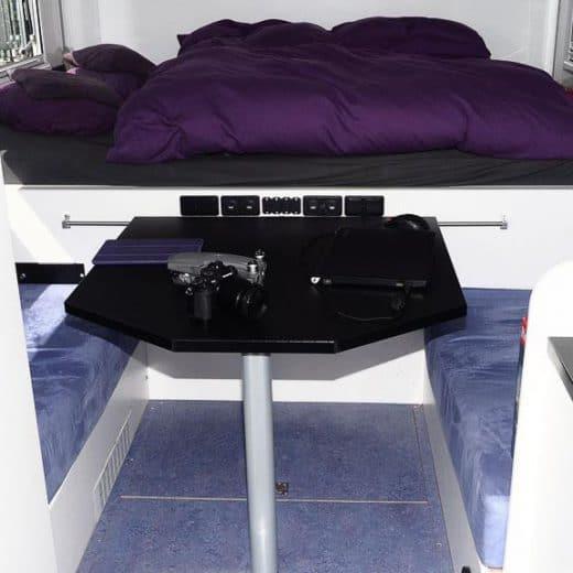 Möbelbau im Wohnmobil Teil Zwei