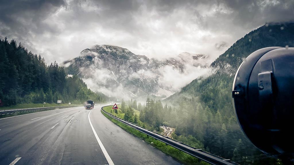 Österreichs Berge