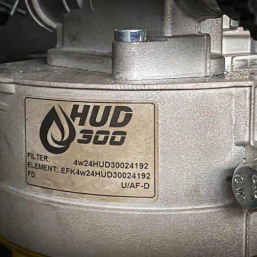 HUD 300 Dieselfilter