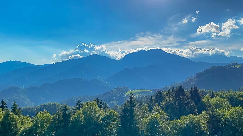 Quer durch Europa 10 Slowenien Black Pearl und Allzeit-Bereift
