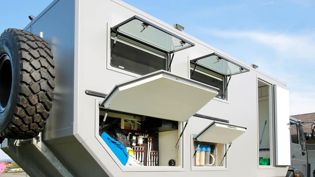 Fenster Wohnmobil