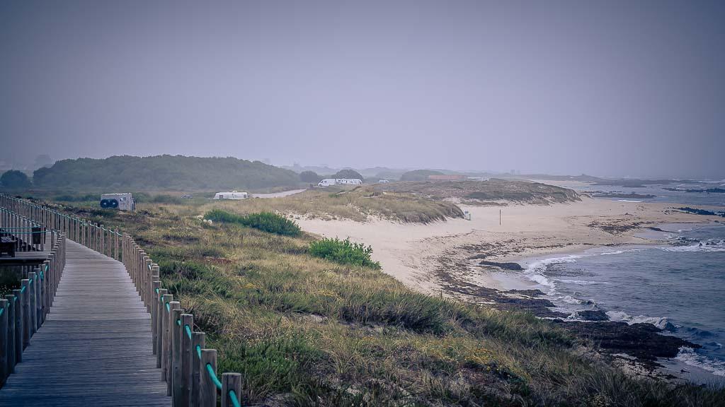 Portugal Nord Küste