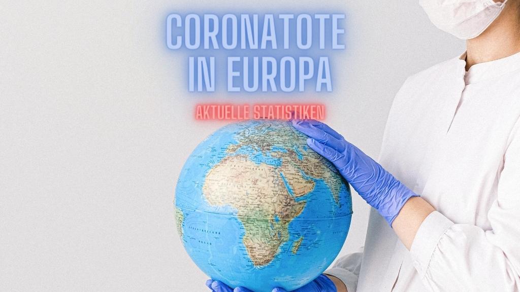 Coronatote in Europa