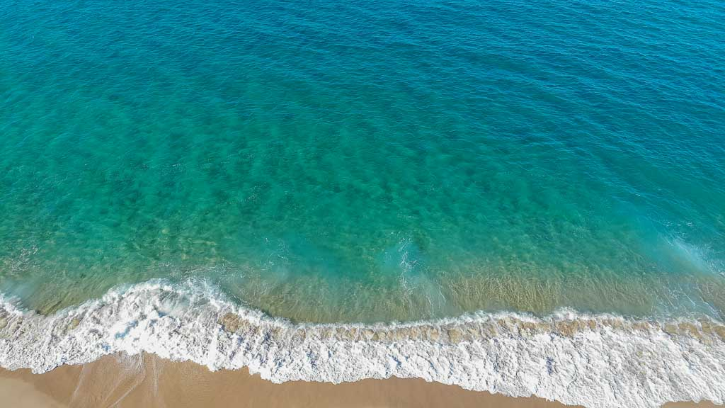 Mal wieder am Meer