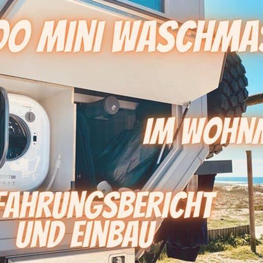 Eigene Waschmaschine oder Waschsalon - So bringen wir unsere Wäsche auf Touren