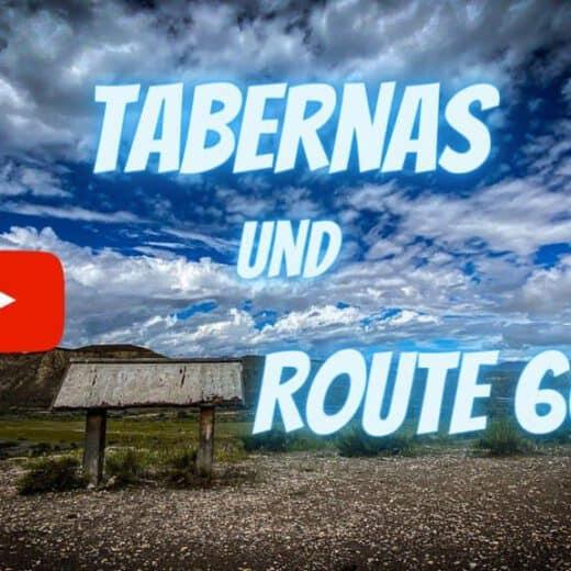 Tabernas - Route 66