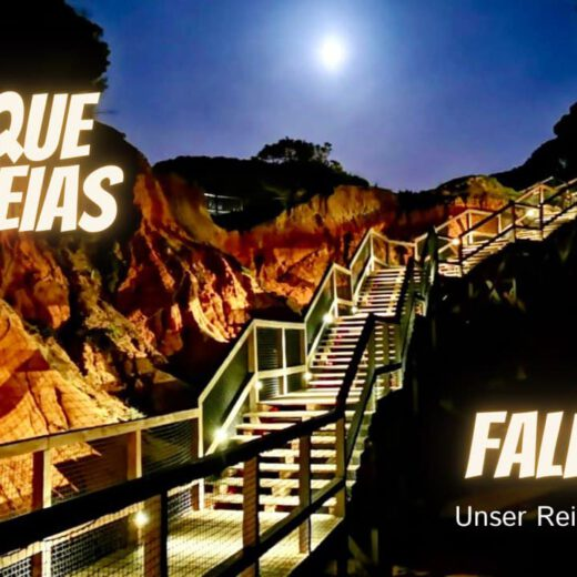 Wohnmobilstellplätze in Portugal - Ab nach Falesia