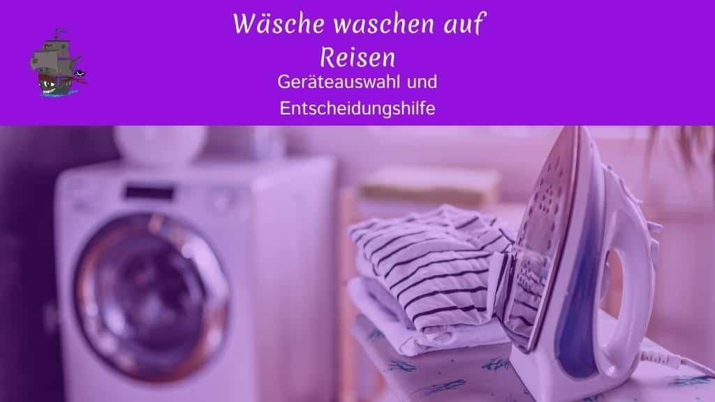 waschmaschine Wohnmobil