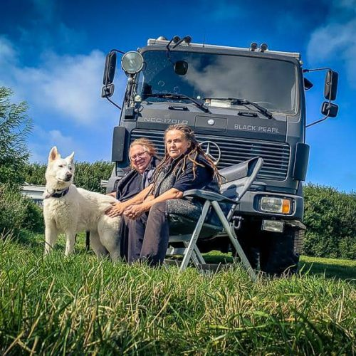 Team Black Pearl beim Roadtrip Normandie