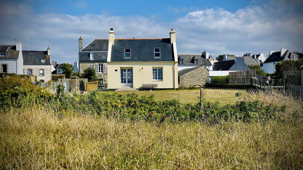 Ein Ferienhaus in der Bretagne
